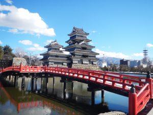 長野県松本城